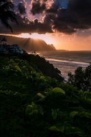 Goodnight, Princeville by Joshua-Cramer