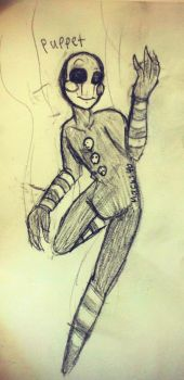 Puppet Sketch. by AnMachi