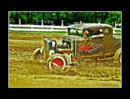 Coupe Raising Hell by HotRodJen