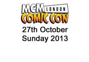 MCM Expo October 2013 Sunday Album Cover by Paper-Cube