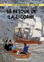 Tintin : The Return of the Unicorn by Bispro