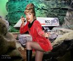 Janice Rand Cosplay / Costume (Star Trek (60s)) by HellBelle