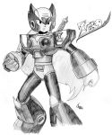Zero -from Megaman series- by LordTronix