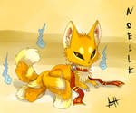 Kitsune by Lost-Mutt
