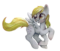 Derpy Hooves by pupuliima