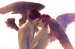 I'll be your wings by j-witless