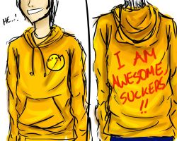 Gil's Hoodie (from Back to You) by Freya-chii