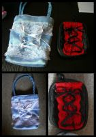 Sweet and Gothic Loli Bags by yui-tohma