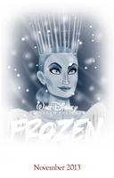 Disney Frozen Fan Poster Version 2 by Cor104