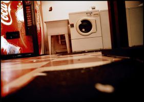 Laundromat by dominussum