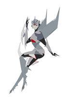 Bluewing [TFP - OC] by Breezlyn