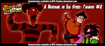 AT4W: A Nightmare on Elm Street- Paranoid #2 by MTC-Studio