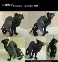 Dochas Sculpture by ObnoxiousTurkey