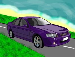 Phantom XR6 by chilichick