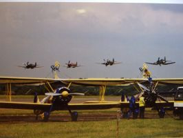 breitling fighters run in by Sceptre63