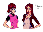 *+Claire Redfield+* by Soraya-Mendez