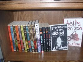Darren Shan Collection by blackrose8009