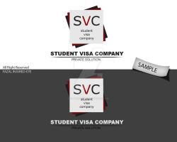 SVC company logo sample 7 by injured-eye