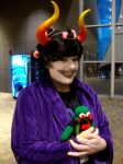 Mama Gamzee 1 by FrogMouthKid