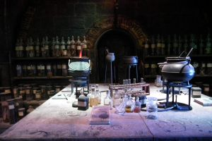 Potion Class by MissNuttyTree