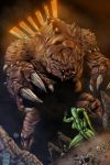 Rancor pit - colors by ZethKeeper