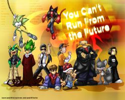You Can't Run From the Future by tysonhesse