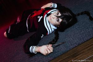 Genocider Syo II by dizzymonogatari