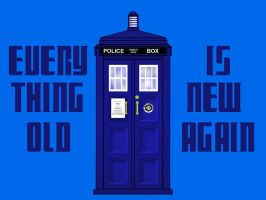 TARDIS Wallpaper 2 by Carthoris