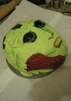 Thane Cake by BeanieBat