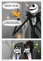 PH Official Comic - Month of Fright IV by UmmuVonNadia