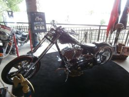 Marines Tribute Bike by mncamaro