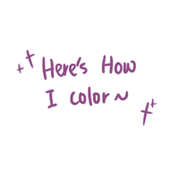 How I colorr! by xXYukiko111Xx