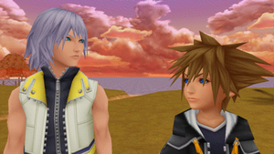 Riku doesn't know by The-Horrible-Mu