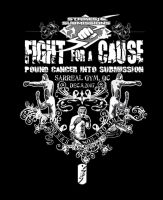 fight for a cause by StrainedEye