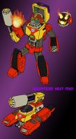 TF Heat Man by FlamedramonX20