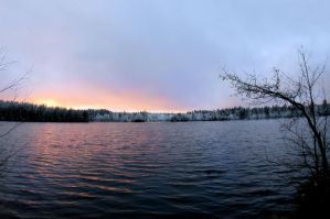 winter is coming now by KariLiimatainen