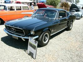 1967 Mustang 2+2 Fastback by RoadTripDog