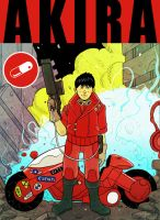 Kaneda by cheshirecatart