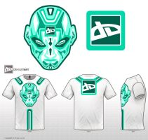 T-SHIRT - DEVIANTART FUTURE by alexandre-sr-mb