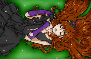 Sleeping Queen by Jutari