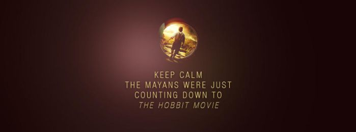 The Mayans were closet Hobbit fans by niko-kay
