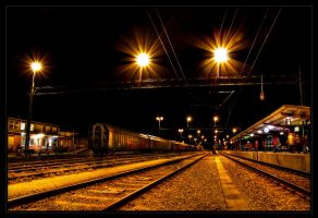 Last Train Home.. by stryder99