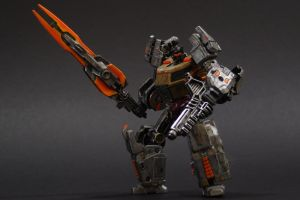 Custom Transformers War Within Grimlock by xenethis