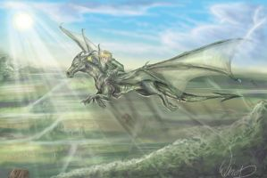 Dragon Flyte by WindFlite