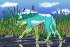 Wolf in the Weeds by The--Working-Wulf