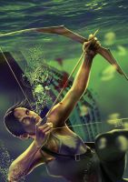 Tomb raider contest by cdelafuente