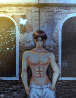 Attack on Titan: Wanting to be Freed by JassyCoCo