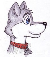 Luckywolf by FinnishFox