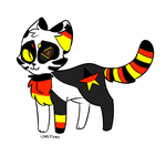 Cat adopt 10+ points. (closed) by Adopt666