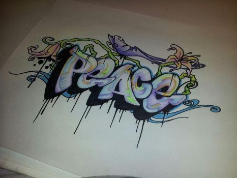 Peace by HayleyBrown2011